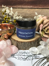 Load image into Gallery viewer, Traditional Incense Co - Meditation -  incense powder