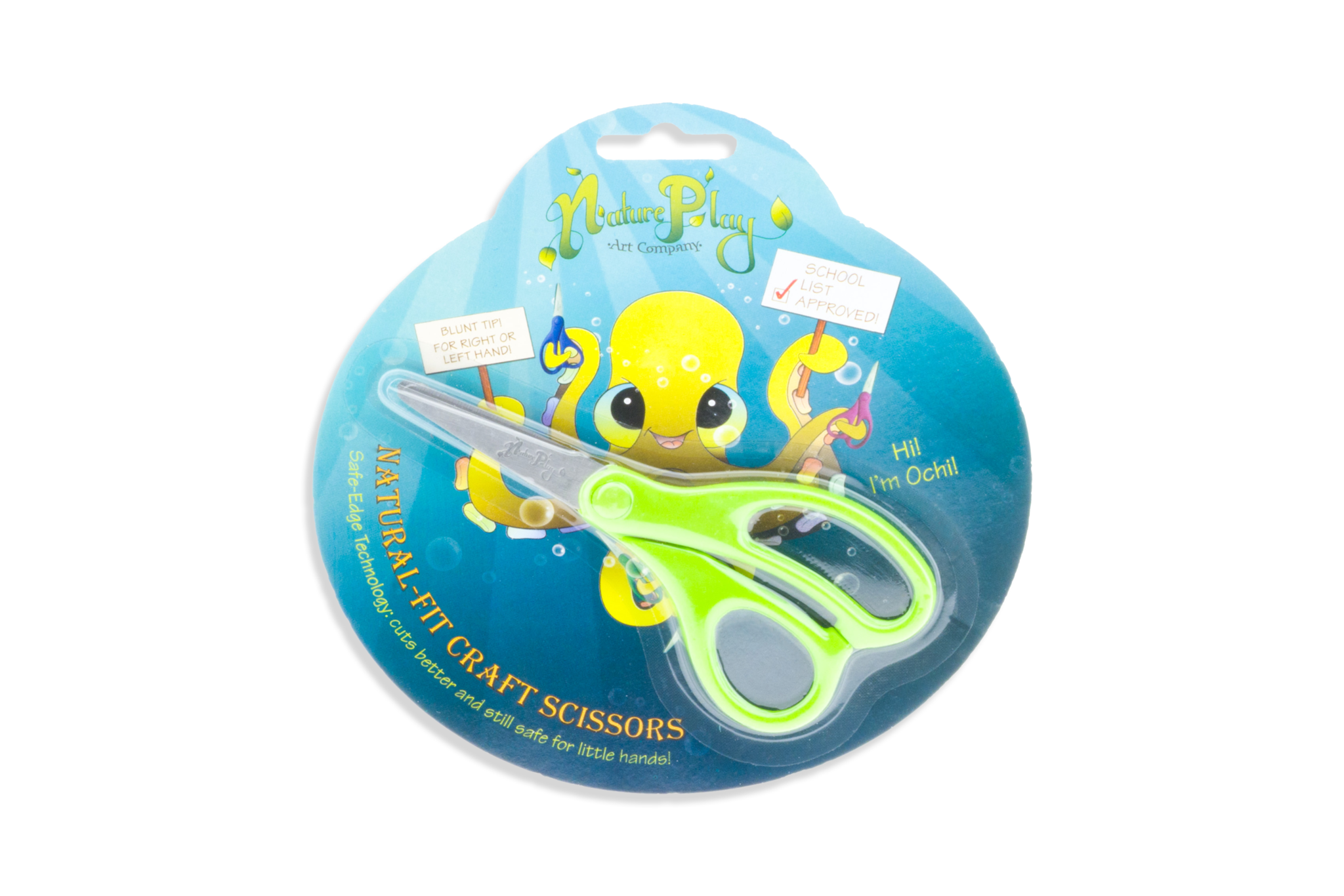 Natural-Fit Children's Scissors - 5