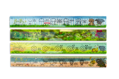 "12"" NaturePlay Original Doodle Ruler"