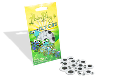 Googly Eyes - 50 Total in 3 Assorted Sizes