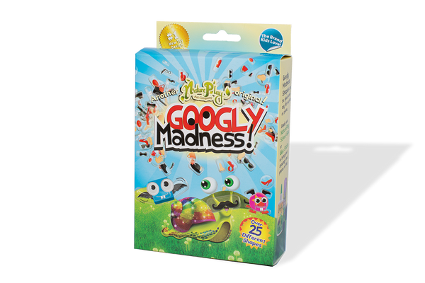 Our NaturePlay Original, Googly Madness!