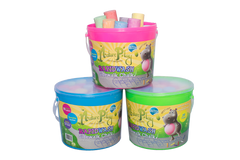 Rapidwash Jumbo Sidewalk Chalk - 20 per Bucket