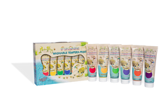 "Washable Tempera Paint ""Funshine"" in Easy Squeeze Tubes"
