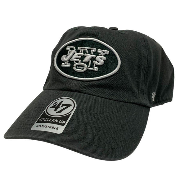New York Jets Clean Up Adjustable Hat - Fan Cave Sports