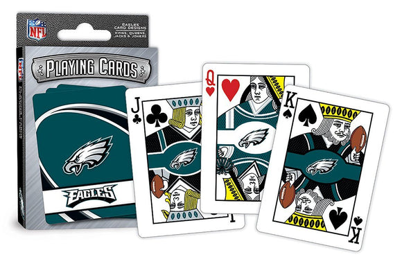 Philadelphia Eagles Playing Cards - Fan Cave Sports
