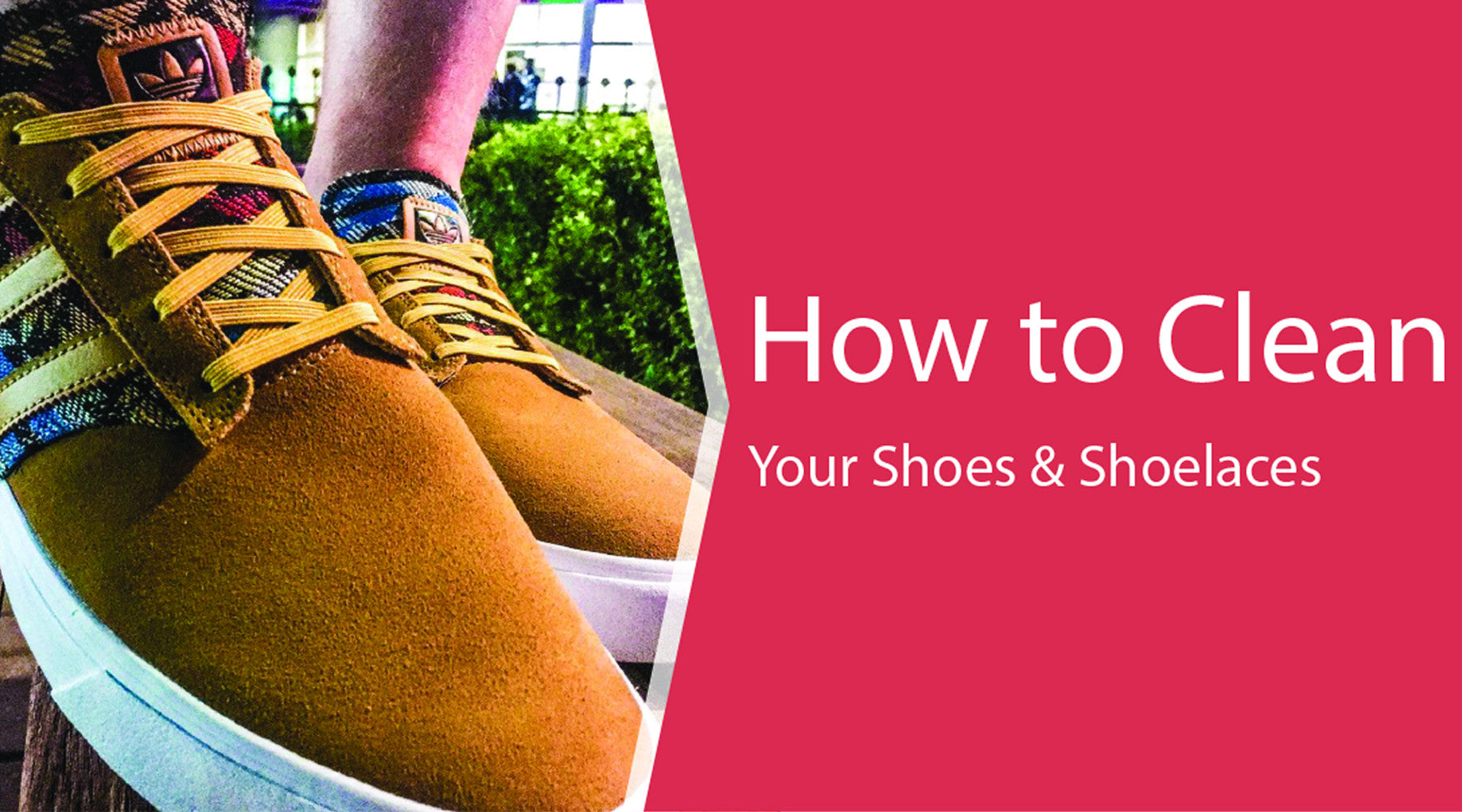 518267fc2b28 Great Tips For Cleaning Your Shoes   Shoelaces