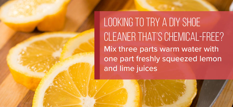 lemon-diy-shoe-cleaner