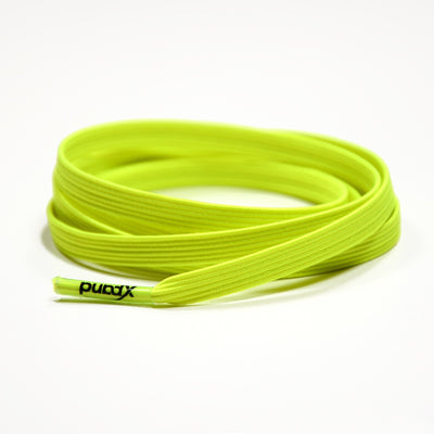 stretchy-bright-yellow-shoelaces