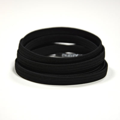 black-elastic-shoelaces