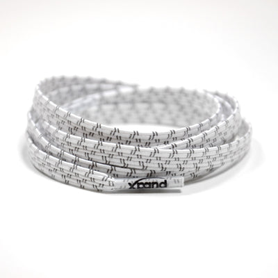 reflective-elastic-white-shoelaces