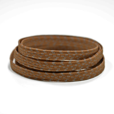elastic-reflective-brown-shoelaces
