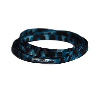 no-tie-blue-camouflage-shoelaces