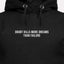 Doubt Kills More Dreams Than Failure - Motivational Hoodie [PRE-ORDER MAY 31]