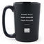 Doubt Kills More Dreams Than Failure - Matte Black Motivational Coffee Mug