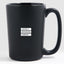 Your Lack of Dedication Is An Insult To Those Who Believe In You - Matte Black Motivational Coffee Mug