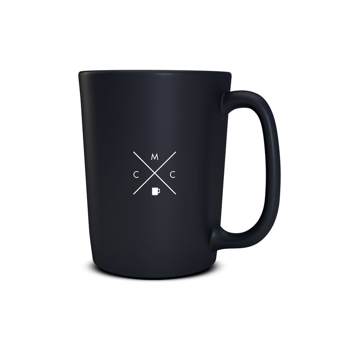 Best Revenge is Your Paper - 15oz Matte Black Motivational Coffee Mug -  Matte Black Mugs - Coffee & Motivation Company