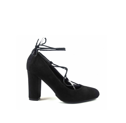 Not Just Any Maiden Back Lace-up
