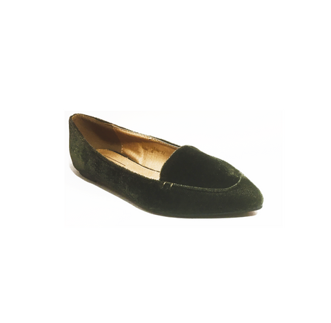 Velvet Girl Loafer