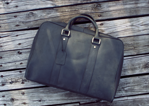 Shiraz Leather Briefcase