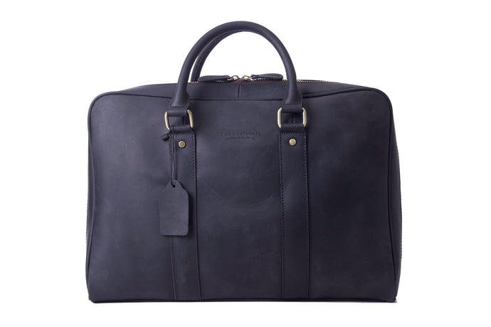 Shiraz Leather Briefcase -  The Leatherie