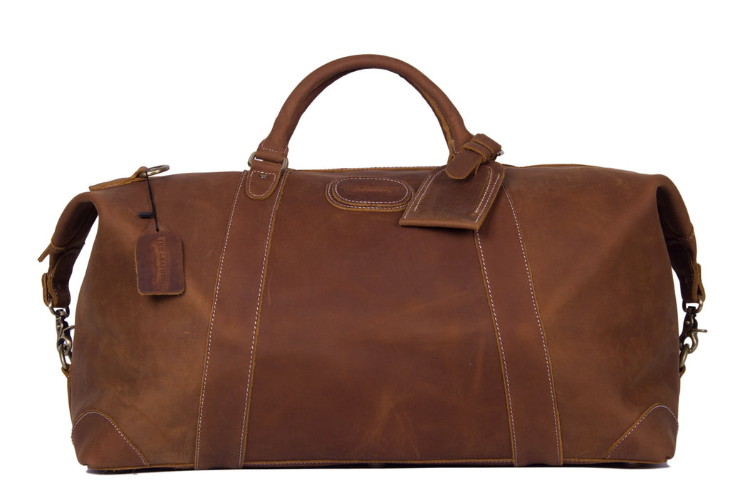 Marsanne Duffel Bag -  The Leatherie