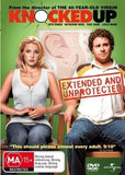 Knocked Up By Katherine Heigl Seth Rogen Region 4 Comedy DVD 2007 NEW & SEALED-DVDs & Movies DVDs & Blu-ray Discs-1000 Things Australia