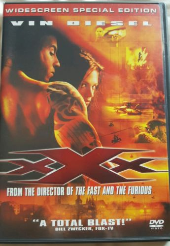 XXX Vin Diesel Widescreen Special Edition DVD Region 1 Action & Adventure Movie-DVDs & Movies DVDs & Blu-ray Discs-1000 Things Australia