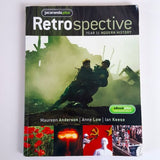 Retrospective Year 11 Modern History Low Anderson Keese Full Colour Textbook-Books Textbooks, Education-1000 Things Australia