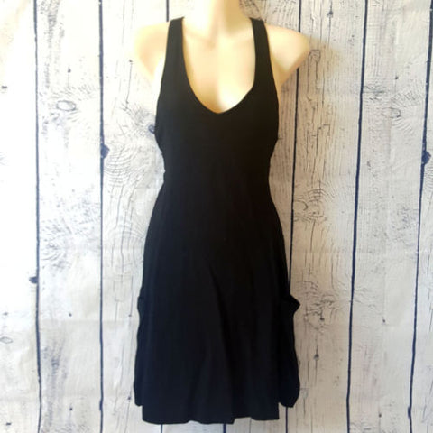 ZARA Trafaluc Black Fashion Sexy Sleeveles Tunic Dress Casual Work Office Attire-Clothing, Shoes & Accessories Womens Clothing Dresses-1000 Things Australia