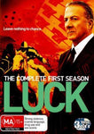LUCK Season 1 DVD 2012 3-Disc Set Region 4 PAL Directed By Michael Mann Brandnew-DVDs & Movies DVDs & Blu-ray Discs-1000 Things Australia