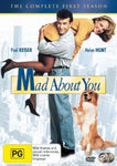 Mad About You Season 1 with Helen Hunt DVD 2007 2-Disc Set Rated PG New & Sealed-DVDs & Movies DVDs & Blu-ray Discs-1000 Things Australia