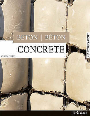 Concrete by Ullmann Publishing 2008 Textbook Architecture Compact Paperback-Books Textbooks, Education-1000 Things Australia