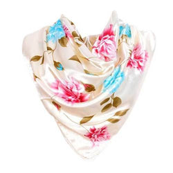 Gorgeous Floral Multi-Coloured Scarf Shawl - 1000 Things Australia