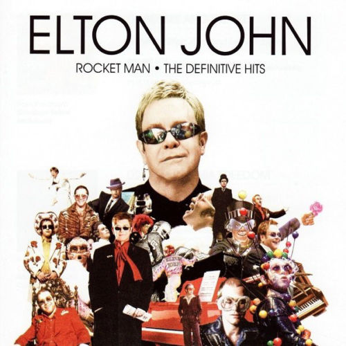 Rocket Man: The Definitive Hits by Elton John CD Compilation March 2007 Mercury-Music CDs-1000 Things Australia