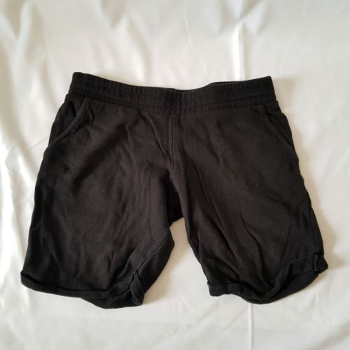 SUPRE Black Cotton Women's Athletic Shorts - 1000 Things Australia