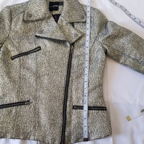 ASOS Petite Women's Glitter Sparkly Jacket - 1000 Things Australia