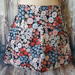 ZARA Women's Floral Fashion Knee Pencil Sexy Skirt Multi-coloured Small Brandnew-Clothing, Shoes & Accessories Womens Clothing Skirts-1000 Things Australia