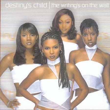 The Writing's On The Wall By Destiny's Child CD Music Album 2000 Columbia USA-Music CDs-1000 Things Australia