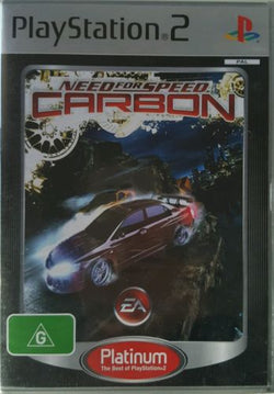 Need For Speed Carbon Playstation 2 Video Games PS2 Very Good Condition-Video Games & Consoles Video Games-1000 Things Australia