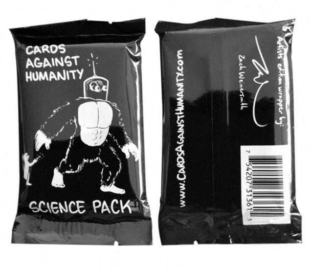 14-in-1 Cards Against Humanity Booster Expansion Packs - 1000 Things Australia