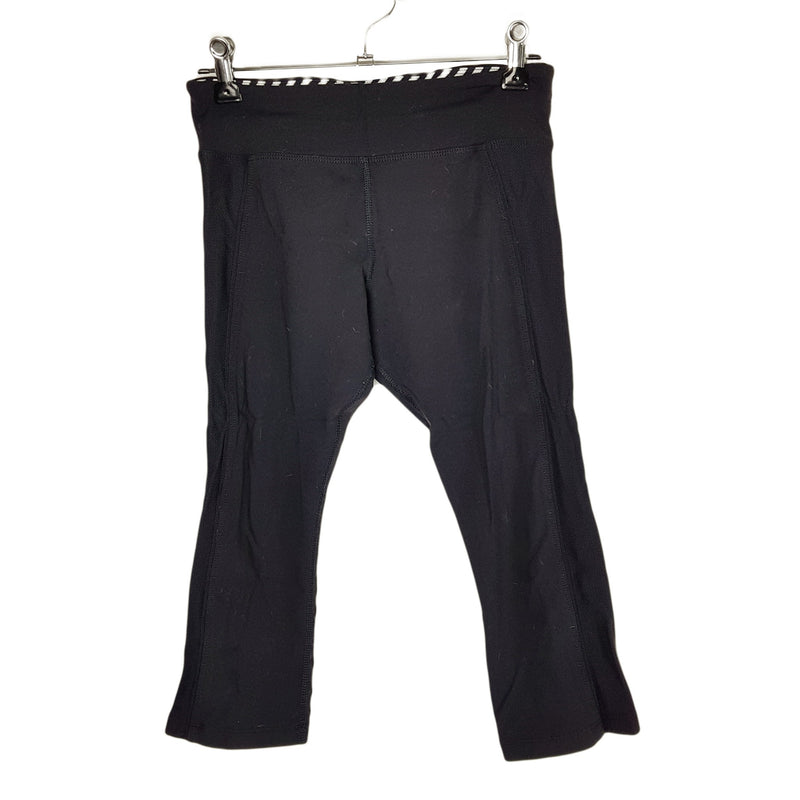 LORNA JANE Black Capri 3/4 Activewear Pants - 1000 Things Australia