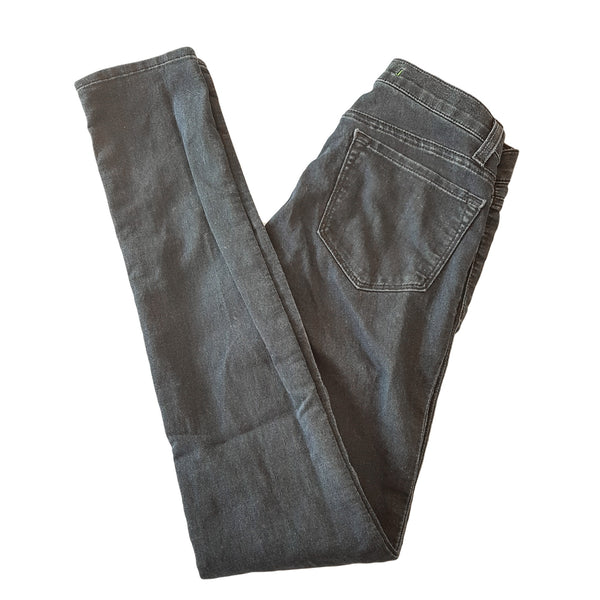 J Brand Olympia Black Dark Wash Skinny Jeans - 1000 Things Australia