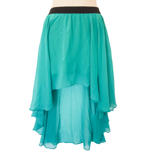 Summer Green Layered Skirt - 1000 Things Australia