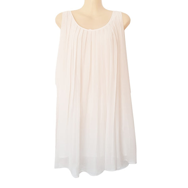 MIXIAER White Short Dress - 1000 Things Australia