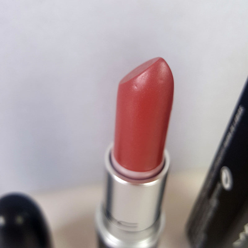 M·A·C BRAVE Pink Beige Satin Rouge Lipstick Factory 2nd - 1000 Things Australia