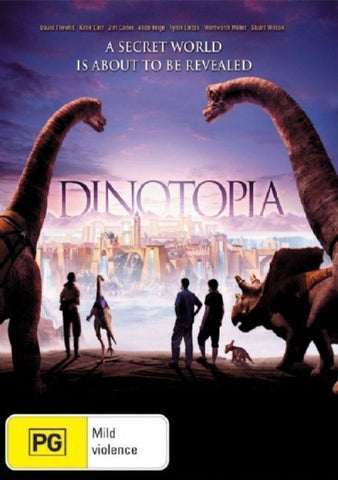 Dinotopia (DVD, 2006, 2-Disc Set) Wentworth Miller Region ALL New & Sealed-DVDs & Blu-ray Discs-1000 Things Australia