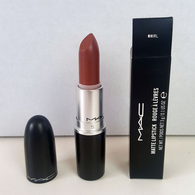 M·A·C WHIRL Rose Brown Matte Rouge Lipstick Factory 2nd - 1000 Things Australia