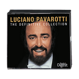 LUCIANO PAVAROTTI ‰ÛÒ THE DEFINITIVE COLLECTION 4 CDs Reader's Digest NEW Sealed-CDs & DVDs-1000 Things Australia