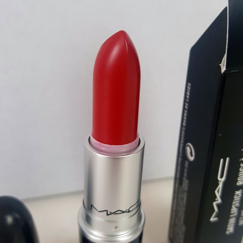 M·A·C M·A·C RED Bluish Red Satin Lipstick Factory 2nd - 1000 Things Australia