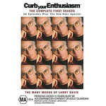 Curb Your Enthusiasm : Season 1 (DVD, 2004, 3-Disc Set) Larry David Region 4 NEW-DVDs & Blu-ray Discs-1000 Things Australia